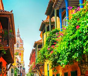 vuelo + hotel/de Bogotá a Cartagena