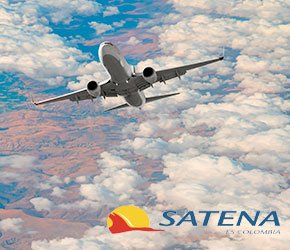 vuelos con/ Satena